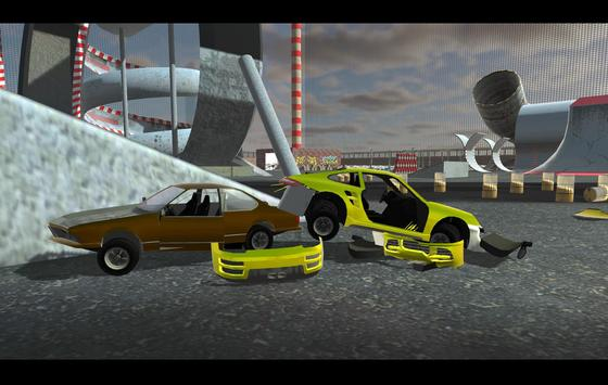 Extreme Tricks Simulator HD apk screenshot