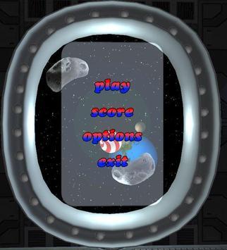 Dodge The Meteors apk screenshot