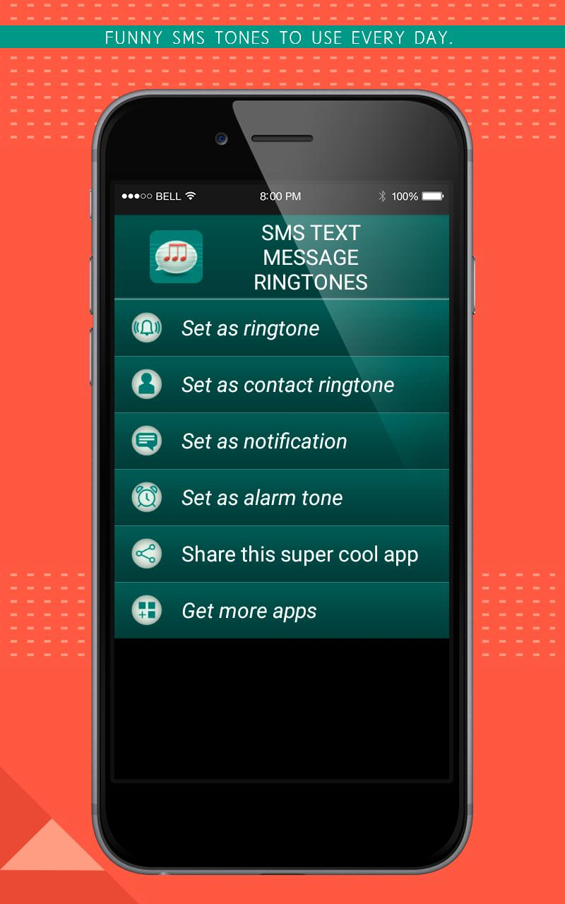 SMS Text Message Ringtones for Android - APK Download