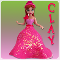 Clay Modelling : Princesses