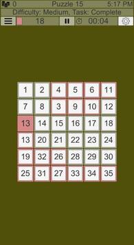 Puzzle 15 screenshot 2