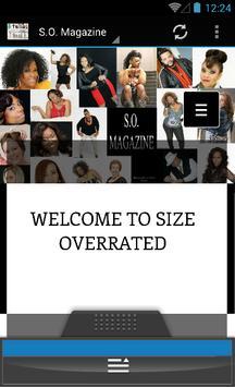 S.O. Magazine poster