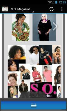 S.O. Magazine apk screenshot