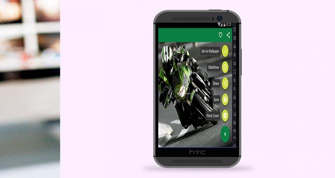 Sport Motorcycle HD Wallpapers screenshot 1
