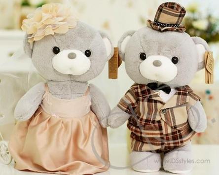 Cute Teddy Bear Wallpapers screenshot 6