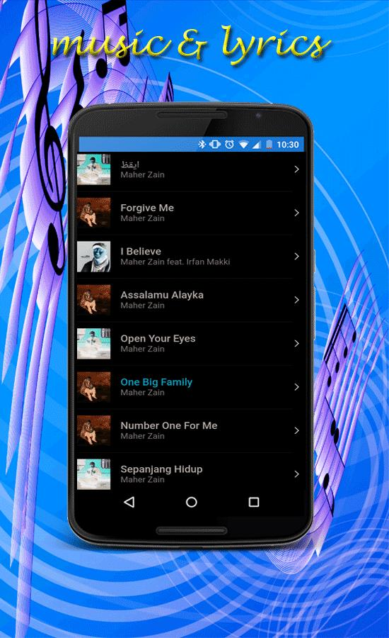 maher zain songs 2018 for Android - APK Download