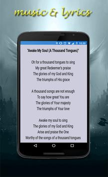 Matt Maher new lyrics screenshot 2