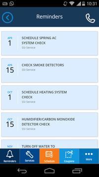 SSI Service Specialties screenshot 2