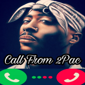 Call From tupac (2pac) icon