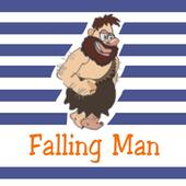 Falling Man icon