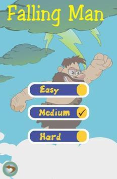 Falling Man apk screenshot