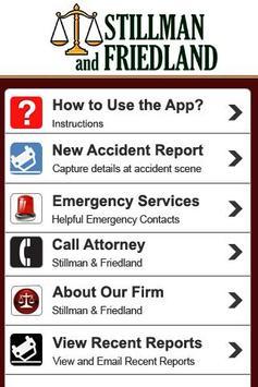 Stillman & Friedland App apk screenshot
