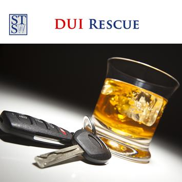 STSW DUI RESQ poster