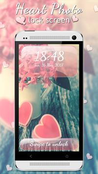 Heart Lock Screen screenshot 3
