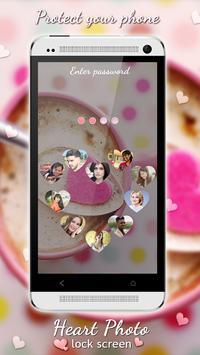 Heart Lock Screen screenshot 7