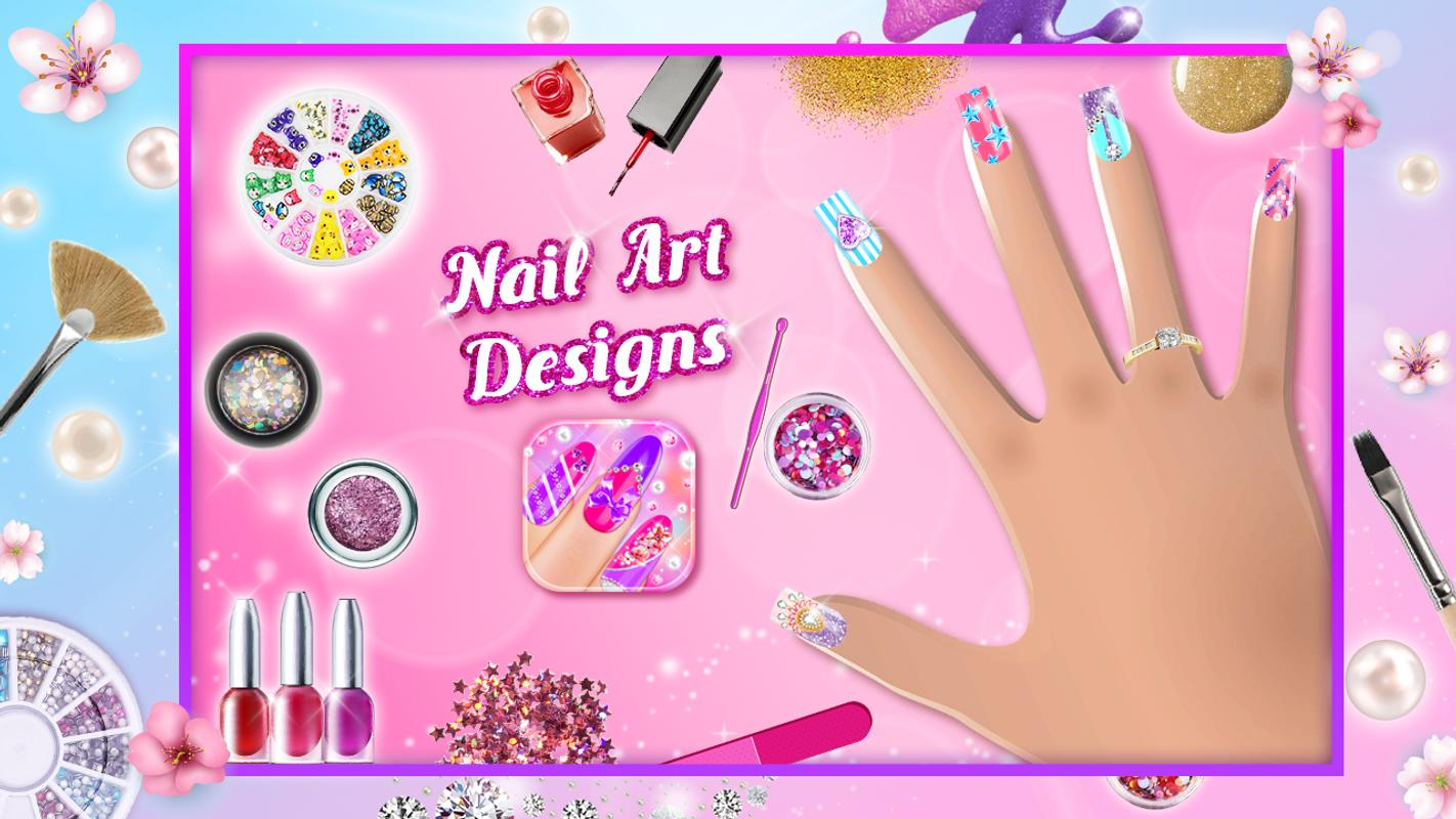 Nail Art Designs Game for Android - APK Download