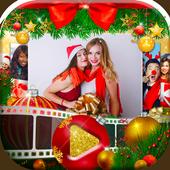 Photo Slideshow - New Year & Christmas Music Cards icon