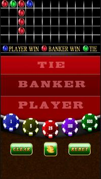 Vegas Baccarat Casino Game screenshot 13