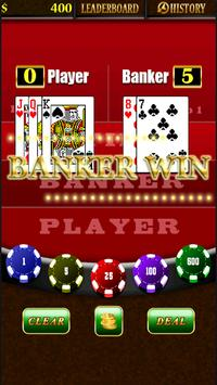 Vegas Baccarat Casino Game screenshot 16