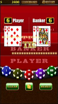 Vegas Baccarat Casino Game screenshot 17