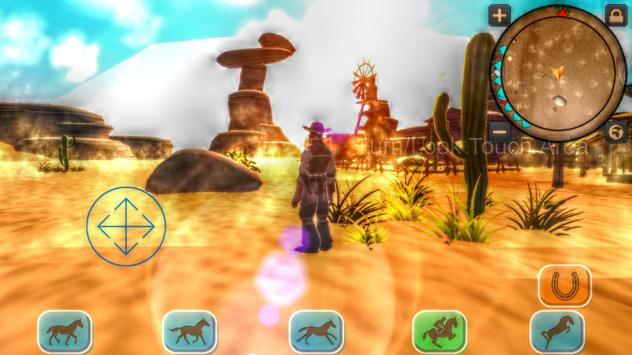 Cowboy Horse Riding Revolver screenshot 7