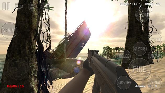 Island Survival Savage apk screenshot
