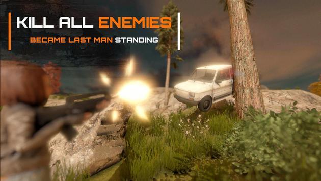 Battle Game Royale poster