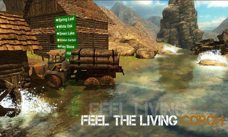 Truck Simulator : Coroh APK Download - Free Simulation GAME for ...