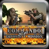 Mission Commando Imposible icon