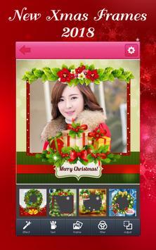 Christmas Photo Frame 2020 poster