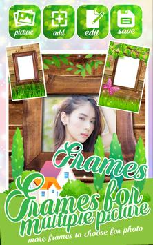 Frames For Multiple Pictures poster