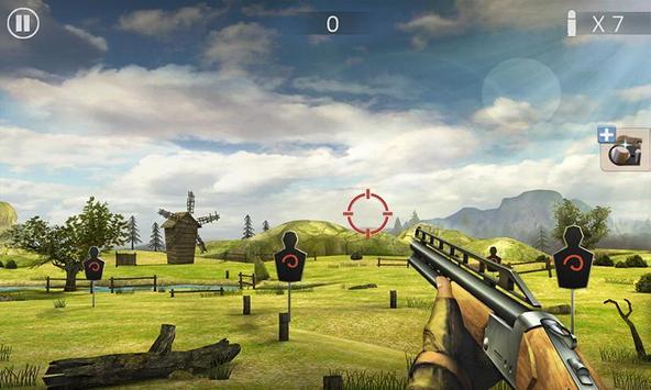 飛碟射擊 - Skeet Shooting 3D 截图 3