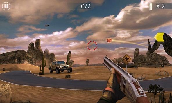 飛碟射擊 - Skeet Shooting 3D 截图 10