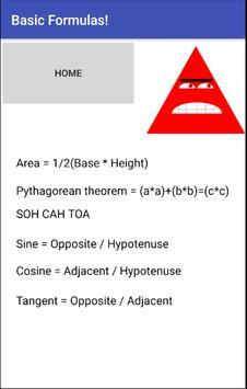 Basic Formulas! poster