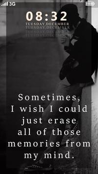 Sad Broken Heart Quotes Wallpaper Screenshot 4
