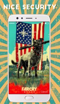 Far Cry 5 Gaming Art Wallpapers Father Lock Screen screenshot 1