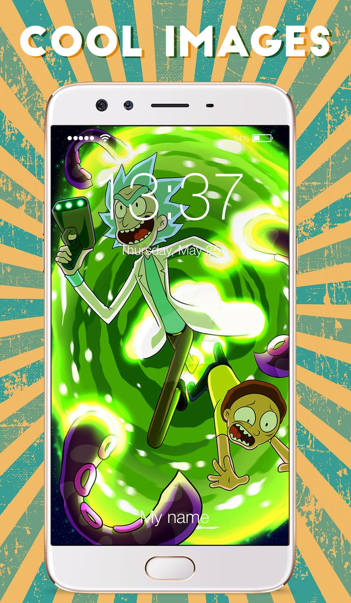 Rick And Morty Wallpapers Arts Cartoon Lock Screen For