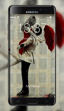 Love Art Lock Screen Fur Android Apk Herunterladen