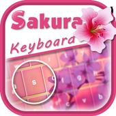 Sakura Keyboard Changer icon