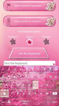 Sakura Keyboard Changer screenshot 4