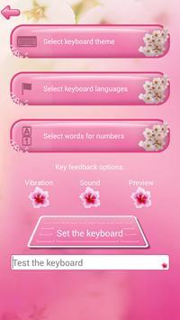 Sakura Keyboard Changer screenshot 6