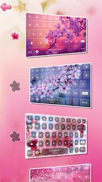 Sakura Keyboard Changer poster