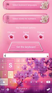 Sakura Keyboard Changer screenshot 1