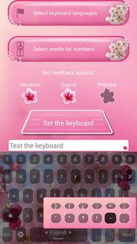 Sakura Keyboard Changer screenshot 3