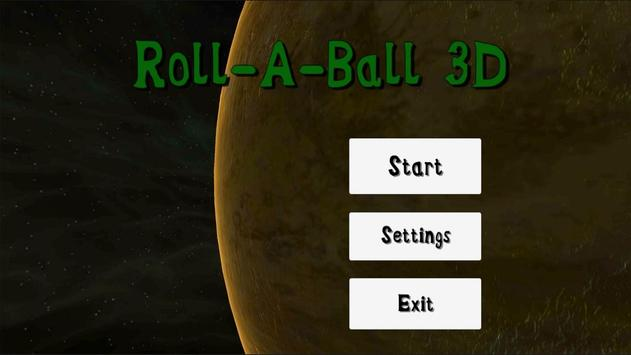 Roll A Ball 3D apk screenshot