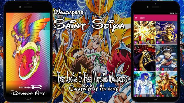 Fan Art saint seiya Wallpapers screenshot 5
