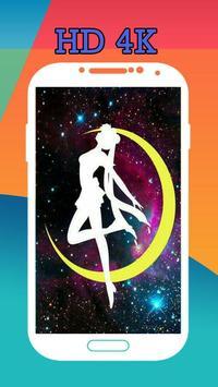 Sailor Moon Wallpaper HD screenshot 3