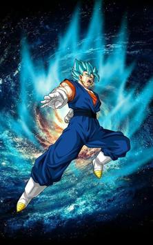 Saiyan Dragon Goku Fighter Z Wallpaper screenshot 5