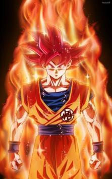 Saiyan Dragon Goku Fighter Z Wallpaper screenshot 1