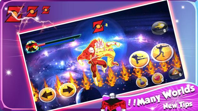 Galaxy Jiren Saiyan Battle screenshot 1